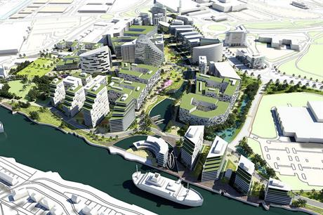 Trafford Waters: 3,000-home development approved