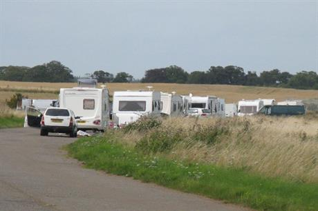 Travellers: government sets out fresh ideas for helping councils stop unauthorised sites