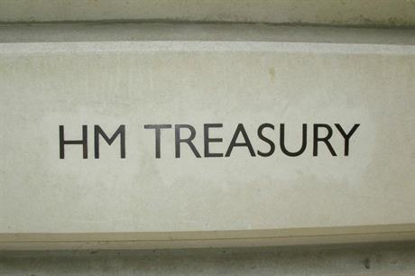 Treasury: unveiled Autumn Statement last week