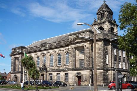 Wallasey Town Hall, Wirral (pic: Ruth via Flickr)