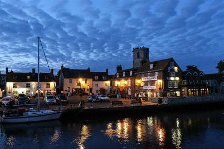 Wareham: town in Purbeck, Dorset (picture: Chris Parker, Flickr)