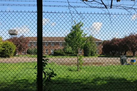 Waterbeach Barracks: consent for new town approved last year (pic: Hugh Venables, Geograph)