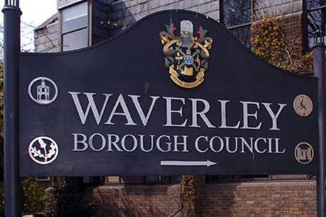 Legal challenge: Waverley Borough Council