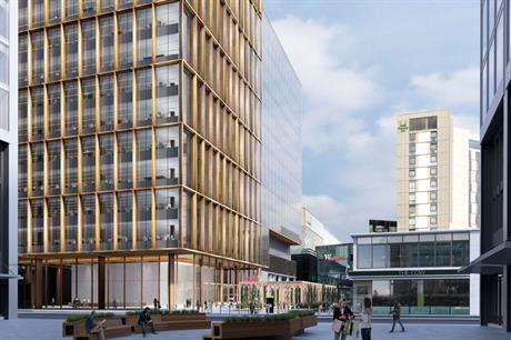 Westfield Stratford City: scheme agreed under PPA