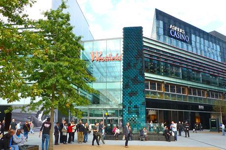 Westfield Stratford: shortlisted for top London planning award