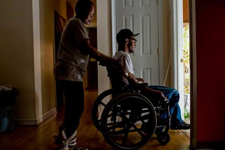Accessible homes: consultation proposals intended to boost standards (pic: Getty)