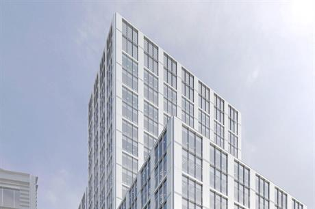 White City Place: latest submitted plans include 100,000 square metres of employment space
