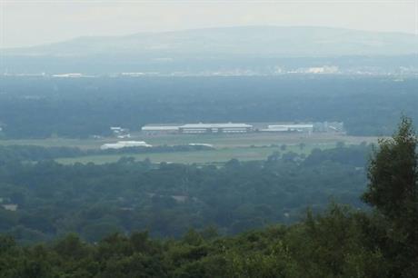 Woodford Aerodrome (pic Ian Roberts via Flickr)