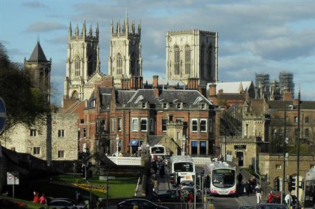 York: local plan stalls