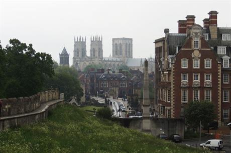 York (pic: Orangeaurochs, Flickr)