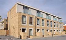 Affordable homes: the amount built by the HCA and the GLA has fallen this year