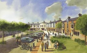 Taunton: Crown Estate plans win outline permission