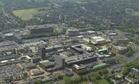 Basildon: Proposals to redevelop the town centre include new retail, leisure and office space along with 1,900 homes and a hotel