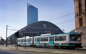 Manchester Tram: £500 million loan
