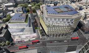Oxford Street: plans include public realm improvements