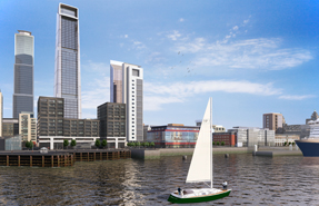 Liverpool Waters: scheme will not be called in