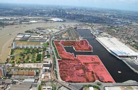 Silvertown Quays: three developers on shortlist