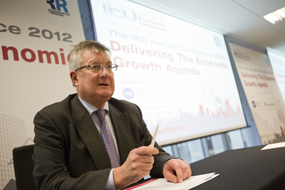 LEP Network chairman David Frost