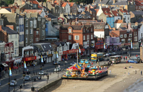 """Judges at this year's Urbanism Awards said Scarborough """"feels like a classic English coastal town."""""""