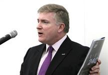 Housing minister Mark Prisk