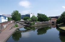 Development sites in Birmingham (© Elliott Brown)