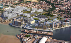 Chatham Waters: 10.5-hectare mixed-use scheme
