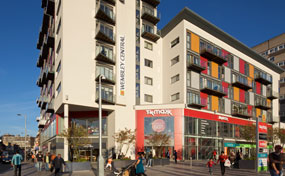 Wembley Central: St Modwen hopes to complete work by 2013