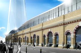 London Bridge: work sceheduled to complete in 2018