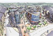 The initial proposals for the Lancaster city centre site were submitted in 2007