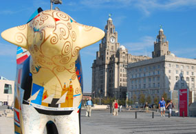 Liverpool: one of twelve cities to be given elected mayor option