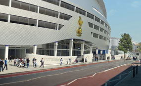 The Northumberland Development Project includes plans for a 56,250-seat stadium.