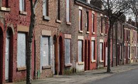 Reprieve: Madryn Street in Liverpool