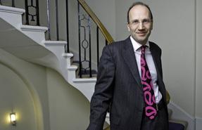 Co-operatives UK secretary general Ed Mayo