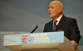 Long-term unemployed could receive a financial package worth up to £2,000, says Iain Duncan Smith.