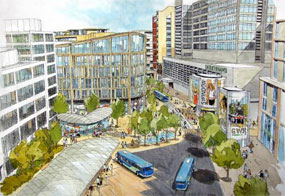 Union Square: 'regeneration at its heart'
