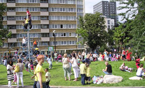 The NHF warns that housing benefit claimants could be pushed out of huge swathes of London as a result of changes to the benefit system.