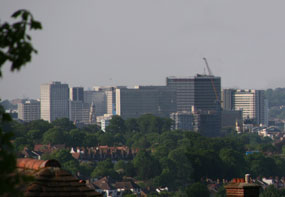 """Croydon: """"market is currently underserved by high quality retail and leisure facilities"""""""
