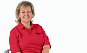 Julie Kenny has a multi-million programme to deliver