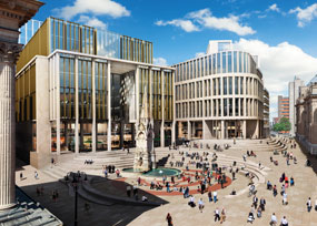 Paradise Circus: scheme covers 7-hectares