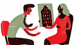 Oivind Hovland illustration