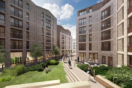 Watkin Jones' planned development in Bath is targeting two sustainability standards