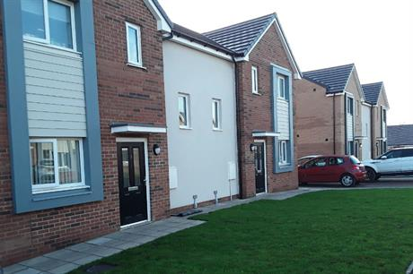 Thirteen's new homes at Grove Hill have been created following extensive consultation with the community (PIC Thirteen)