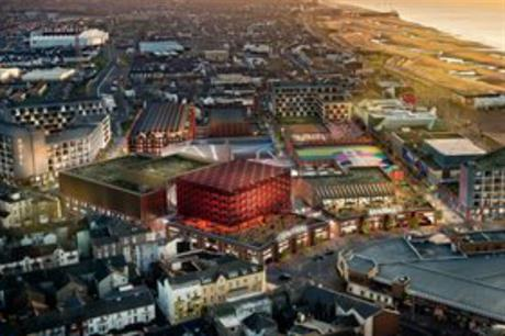 It has been estimated that Blackpool's proposed leisure scheme could create around 1,000 jobs