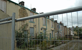 Housing pathfinder area: In April 2002, the Government launched nine 'pathfinders' to tackle housing blight in the North and Midlands.