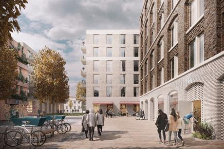 Worthing's Union Place proposal is part of a town centre renewal programme (PIC Worthing Borough Council)