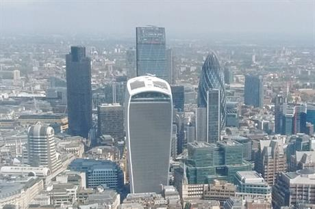 A new strategy charts a course for the evolution of the City of London over the coming five years (PIC Jo Smit)