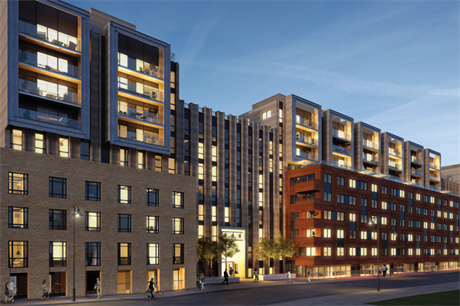 A2Dominion is known for its involvement in such projects as City Wharf in Hackney, north London