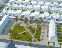 Plans for Dollis Valley housing estate in Barnet