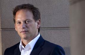 Housing minister Grant Shapps