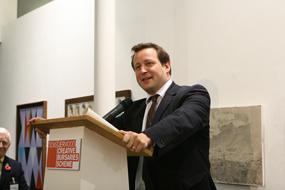 Digital minister Ed Vaizey